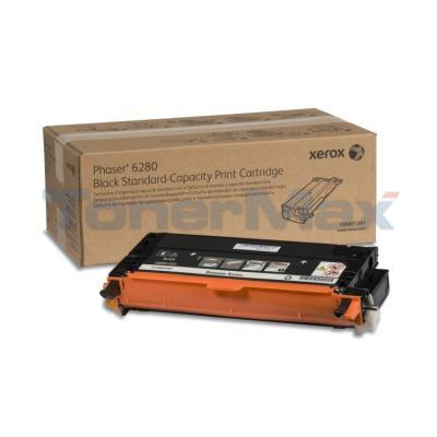 XEROX PHASER 6280 PRINT CARTRIDGE BLACK 3K